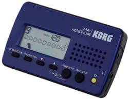Métronome Electronique - Métronome KORG - MA-1 BLEU - Accessoire - di-arezzo.fr