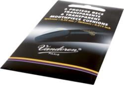 Accessoire pour Instruments à vent - VMC6 pellets VANDOREN 0.35mm transparent nose protectors - Accessoire - di-arezzo.co.uk