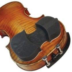 ACOUSTA GRIP - Coussin Violon 'Concert performer' noir Taille 1/2, 3/4, 4/4 laflutedepan
