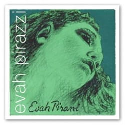Corde : SOL - EVAH PIRAZZI™ POUR VIOLON 3/4-1/2 à boule Tirant MOYEN laflutedepan