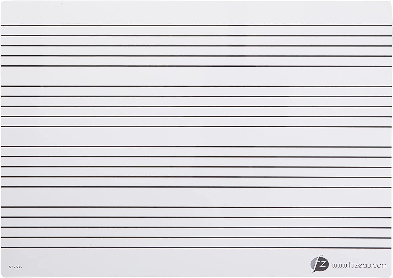 Ardoise Musicale - Ardoise - Papier - laflutedepan.com