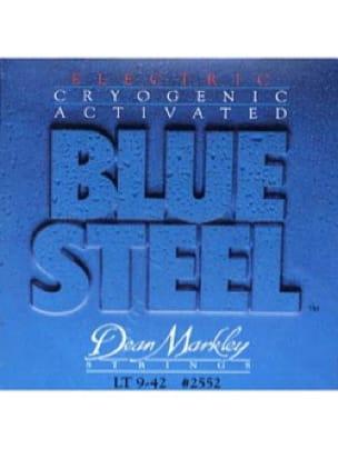 DEAN MARKLEY BLUE STEEL™ JEU de Cordes pour Guitare Nickel Steel Regular - 09-42 - laflutedepan.com
