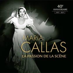 Maria CALLAS : La passion de la scène Maria CALLAS laflutedepan