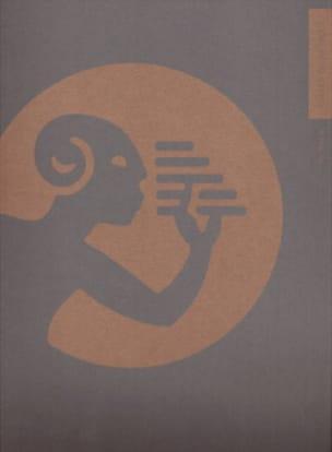 20 Portées avec spirale - Cahier de Musique - laflutedepan.com