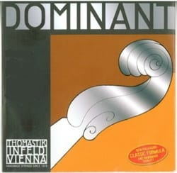 Cordes pour Violon DOMINANT - Rope only: LA for VIOLIN 4/4 - DOMINANT - Medium Tie - Accessoire - di-arezzo.com