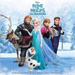 La Reine des Neiges - Les chansons - Bande Originale du Film - laflutedepan.com