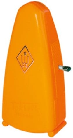 Métronome WITTNER PICCOLO : Orange laflutedepan