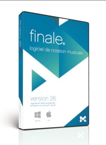Logiciel FINALE 26 - FINALE 26 - Accessoire - FINALE - laflutedepan.be