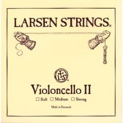Cordes pour Violoncelle - RE LARSEN Medium String for VIOLONCELLE - Accessoire - di-arezzo.com