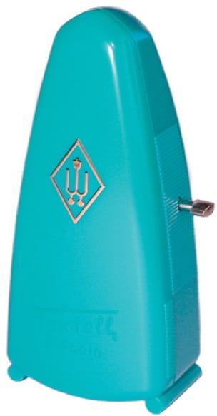 Métronome WITTNER PICCOLO : Turquoise - laflutedepan.com