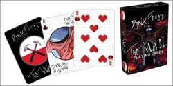Jeu Musical - PINK FLOYD Card Game - THE WALL - Accessoire - di-arezzo.com