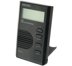 Métronome Electronique - DM-71 BLACK SEIKO - Pocket Metronome - Accessoire - di-arezzo.co.uk