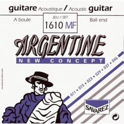 Cordes Argentine Guitare manouche à boule Light 011-046 laflutedepan