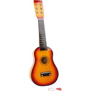 Guitare pour enfant jaune - Jeu musical pour enfant - laflutedepan.com