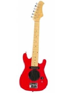 Guitare électrique enfant Rouge 77 cm - laflutedepan.com