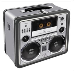 Jeu Musical - Storage box - BOOMBOX - Accessoire - di-arezzo.co.uk