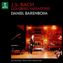 Variations Goldberg - Barenboim - laflutedepan.com