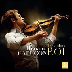Le Violon ROI par Renaud CAPUCON - Renaud CAPUCON - laflutedepan.com