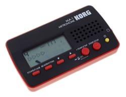 Métronome Electronique - KORG Metronome - MA-1 RED - Accessoire - di-arezzo.com