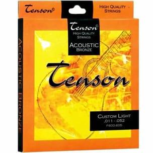 Cordes pour Guitare - Tenson Bronze Akustikgitarre String - Spiel 011-052 - Accessoire - di-arezzo.de