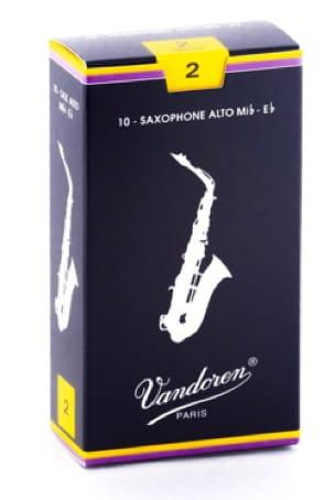 Vandoren SR212 - Anches Saxophone Alto 2.0 - laflutedepan.com