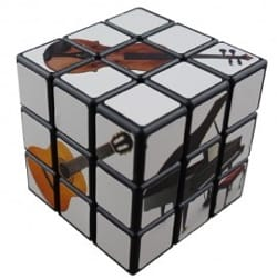 Cadeaux - Musique - Rubik's Cube Music - Accessoire - di-arezzo.co.uk