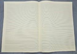 Papier à Musique - Papier à Musique - 32 portées - Grand Format - Papier - di-arezzo.fr
