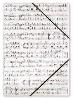 Cadeaux - Musique - Camisa de cartón con elástico - BLANCO - Accessoire - di-arezzo.es
