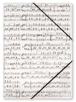 Cadeaux - Musique - Cardboard shirt with elastic - WHITE - Accessoire - di-arezzo.com