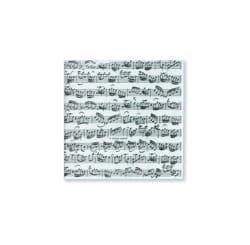 Serviettes en papier - BACH Cadeaux - Musique Accessoire laflutedepan