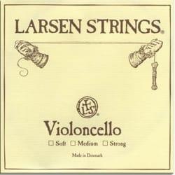 Corde de RÉ LARSEN Soloist Edition Strong pour VIOLONCELLE laflutedepan