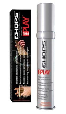 Accessoire pour Guitare - Chops PrePlay Anti-Perspiration Spray - Accessoire - di-arezzo.co.uk