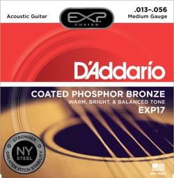 Cordes pour Guitare Acoustique - SET OF ADDARIO Ropes - Medium 13-17-26-35-45-56 - Accessoire - di-arezzo.com