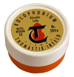 Colophane THOMASTIK pour VIOLONCELLE laflutedepan