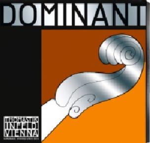 JEU de cordes pour ALTO 3/4 - DOMINANT - Tirant MOYEN - laflutedepan.com