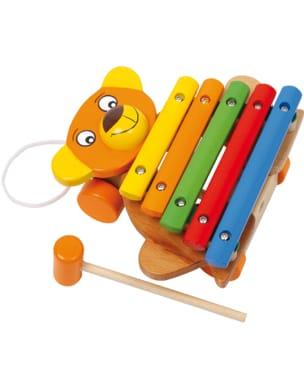 Xylophone Ours Jeu musical pour enfant Accessoire laflutedepan