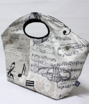 Sac à main de ville - Cadeaux - Musique - laflutedepan.com