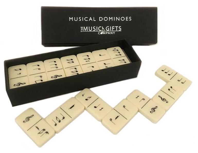 Jeu de Dominos Musicaux - Jeu Musical - Accessoire - laflutedepan.com