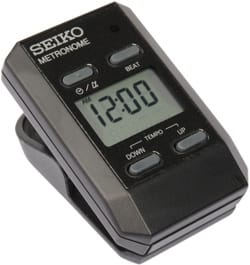 Métronome Electronique - DM-51 BLACK SEIKO - Metronom - Accessoire - di-arezzo.de