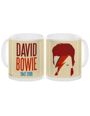 Mug David Bowie Cadeaux - Musique Accessoire laflutedepan
