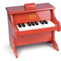 Jeu Musical pour enfant - Piano rojo - Juguete para niños - Accessoire - di-arezzo.es