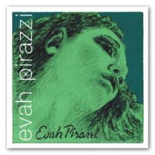 Corde : LA - EVAH PIRAZZI™ POUR VIOLON 3/4-1/2 à boule Tirant MOYEN - laflutedepan.com