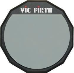 Pad d'entrainement 12 pouces VIC FIRTH laflutedepan
