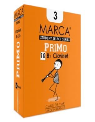 Anche Marca PriMo pour Clarinette Sib force 2.5 - laflutedepan.com