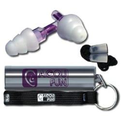 Filtres auditifs ACOUFUN - Universels ER-20 - laflutedepan.com