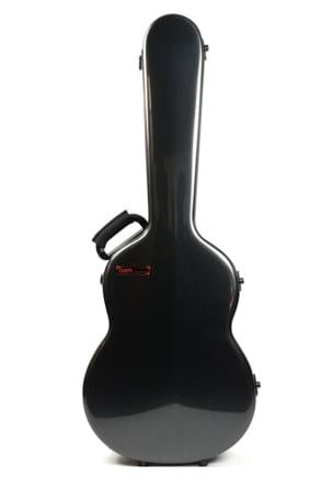 Etui Guitare Classique BAM Hightech Noir carbone laflutedepan