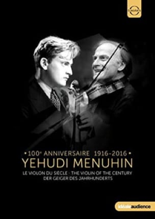 LE VIOLON DU SIÈCLE - DVD - Yehudi MENUHIN - laflutedepan.com