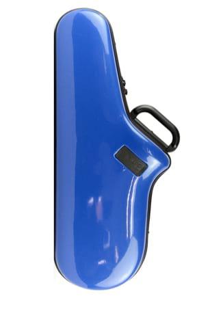 Etui BAM Saxophone Alto Softpack Bleu Outremer laflutedepan