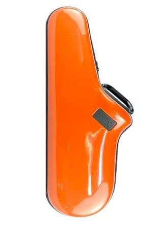 Etui BAM Saxophone Alto Softpack Terracotta laflutedepan