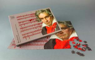 Jeu Musical - Rompecabezas de Beethoven - Accessoire - di-arezzo.es